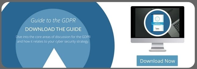 guide to the GDPR