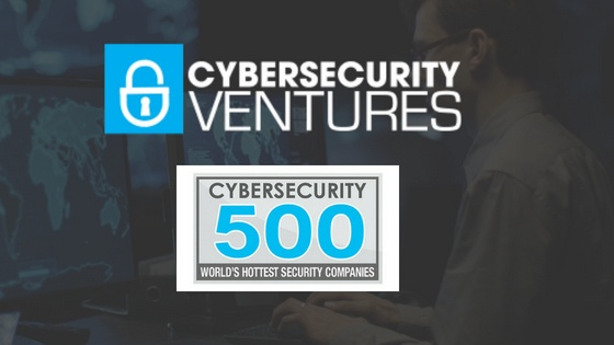 CIPHER Selected as 2018 World's Hottest & Most Innovative Cybersecurity Company