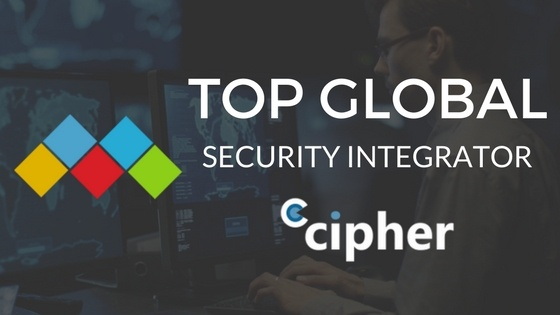 Copy of CIPHER Named a Top 100 Security Provider