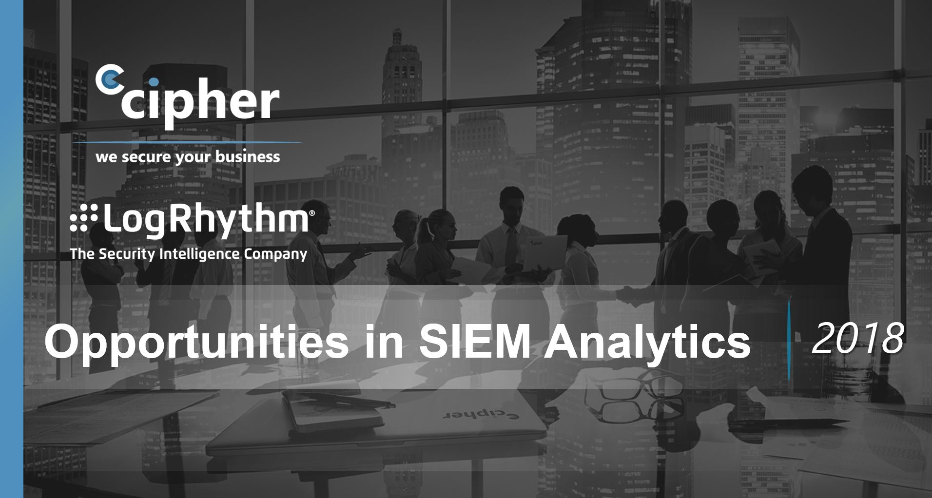 Opportunities in SIEM Analytics Webinar